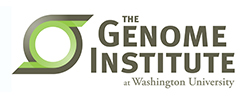 The Genome Institute logo